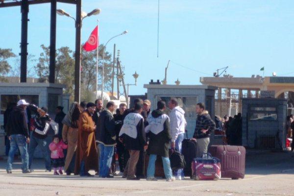 people smugglers slaughter migrants