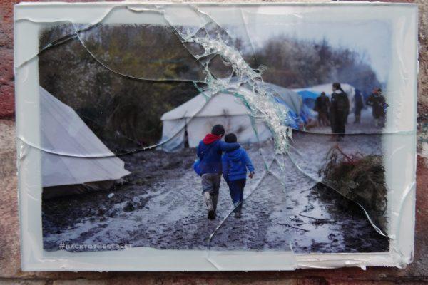 lone migrant children