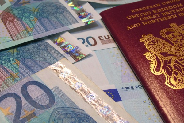 passport forgery network