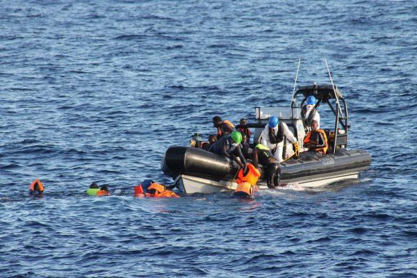 turn back NGO boats