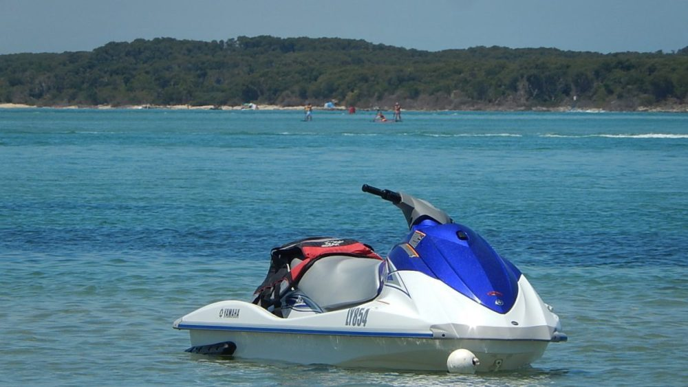 trafficking gangs use jet skis