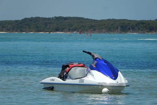 trafficking gangs use jet skis