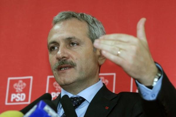 Liviu Dragnea charged with fraud