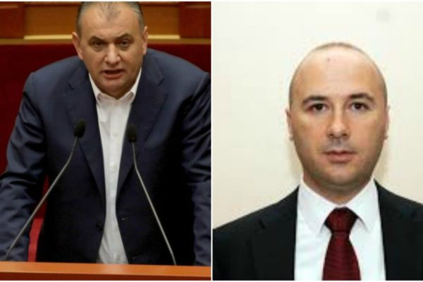 Albanian MPs, Aqif Rakipi and Gledion Rehovica. have been stripped of their parliamentary seats for having hidden criminal records