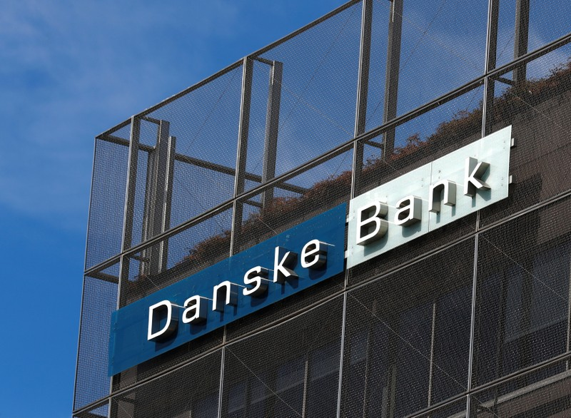 Head of Danske Bank Thomas Borgen steps down folloiwng money laundering scandal