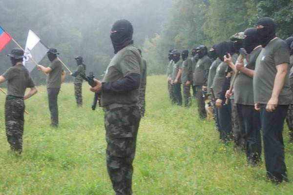 Far-right Slovenian politician Andrej Šiško has been arrested as the leader of the Štajerska Guard armed vigilante group
