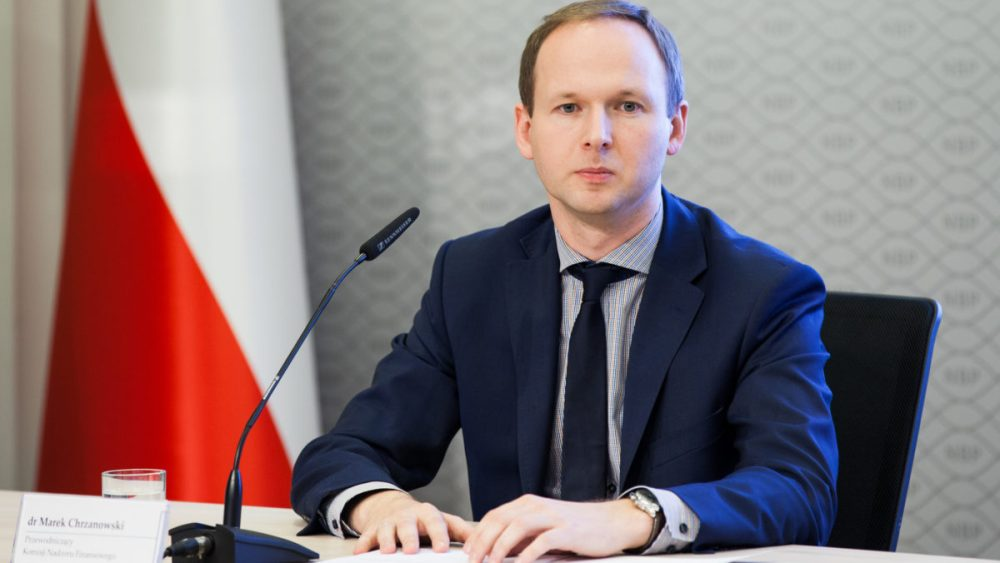 Marek Chrzanowski has stepped down as head of the Polish financial supervision authority amind allegations of corruption