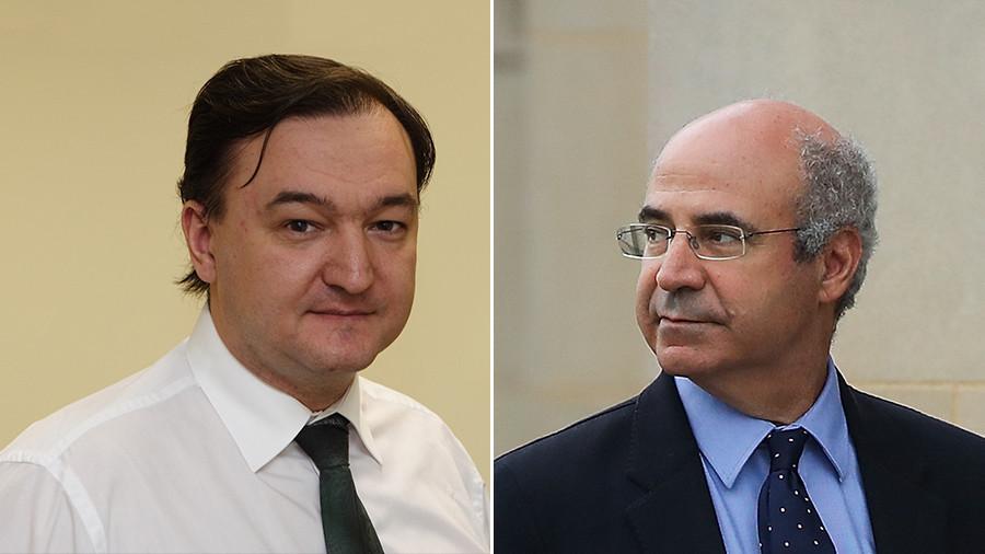 Sergei Magnitsky and Bill Browder