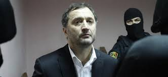 Vladimir Filat, former Moldovan Prime Minister and father of Luca Filat