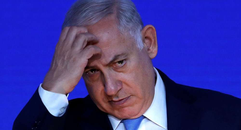 Benjamin Netanyahu facing corruption allegations weeks before Israeli elections