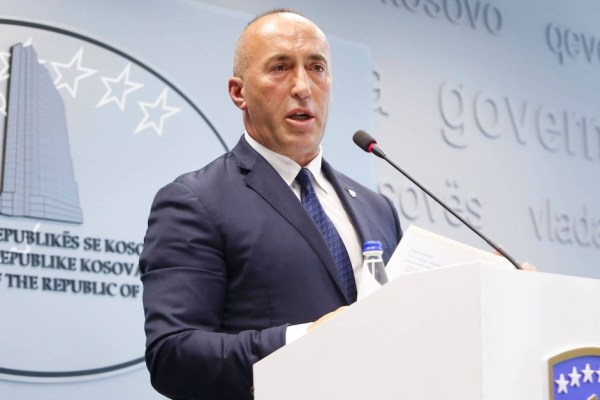 Kosovo prime minister Ramush Haradinaj resigns following summons from The Hague