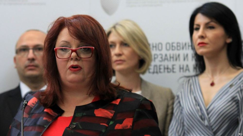 North Macedonia's former chief Special Prosecutor Katica Janeva arrested on corruption charges
