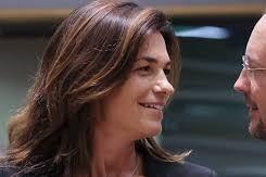 Hungarian Justice Minister Judit Varga