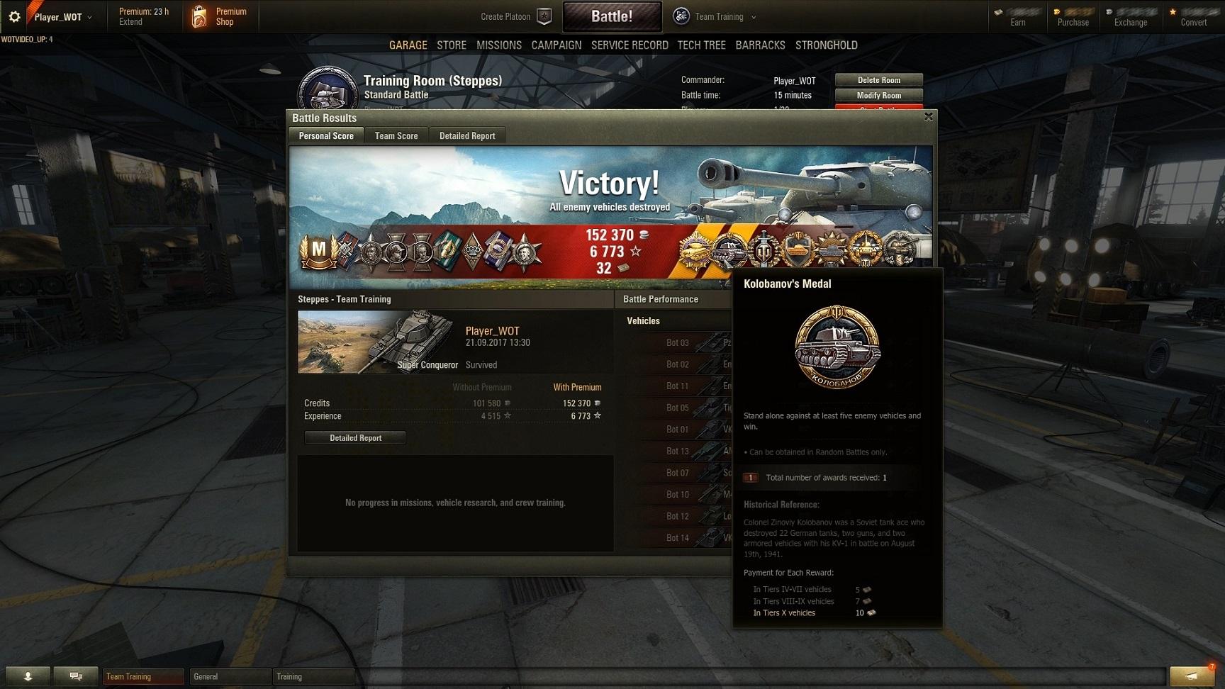 world of tanks anleihen verdienen