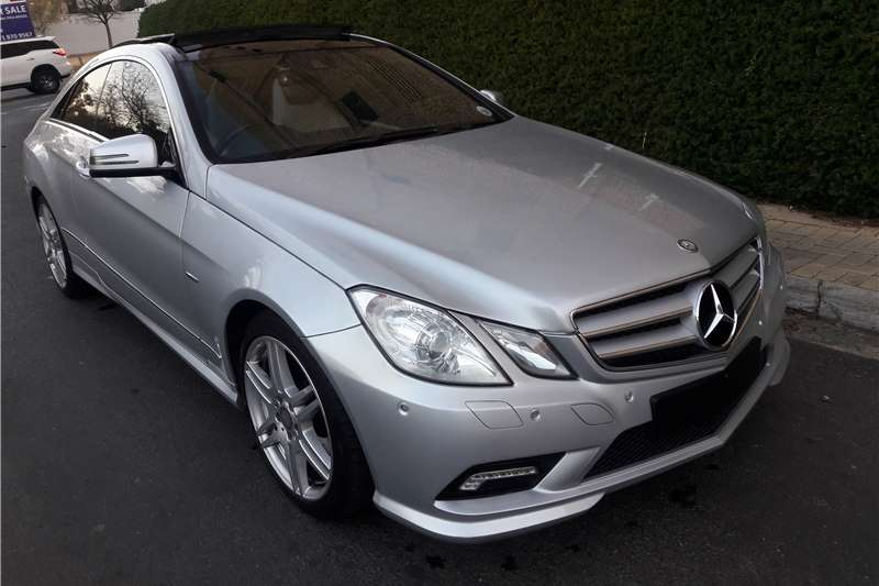 Mercedes Benz E Class Coupe For Sale In Gauteng Auto Mart