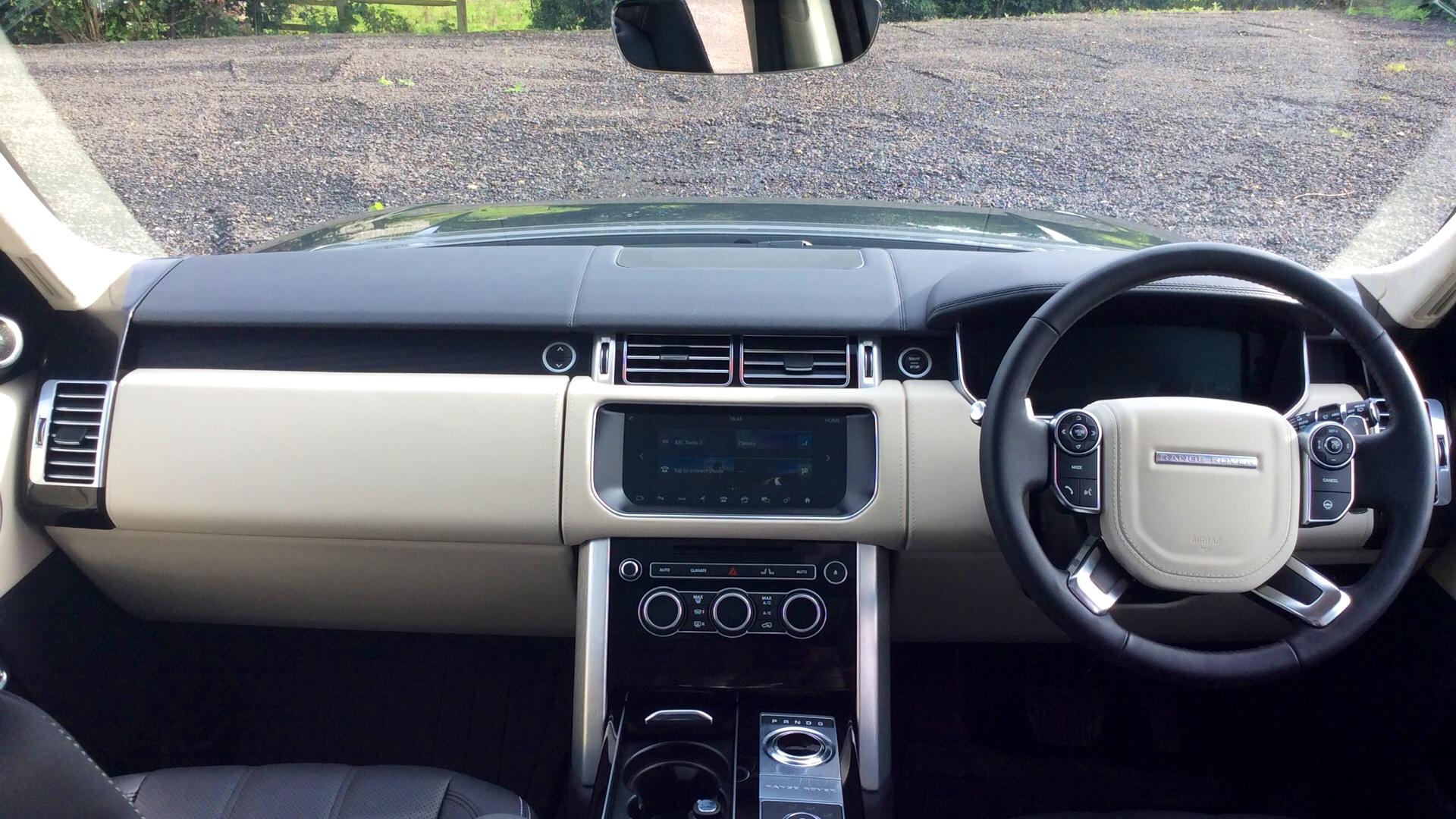 Used Land Rover Range Rover Autobiography SDV8 Grey YC17AXG
