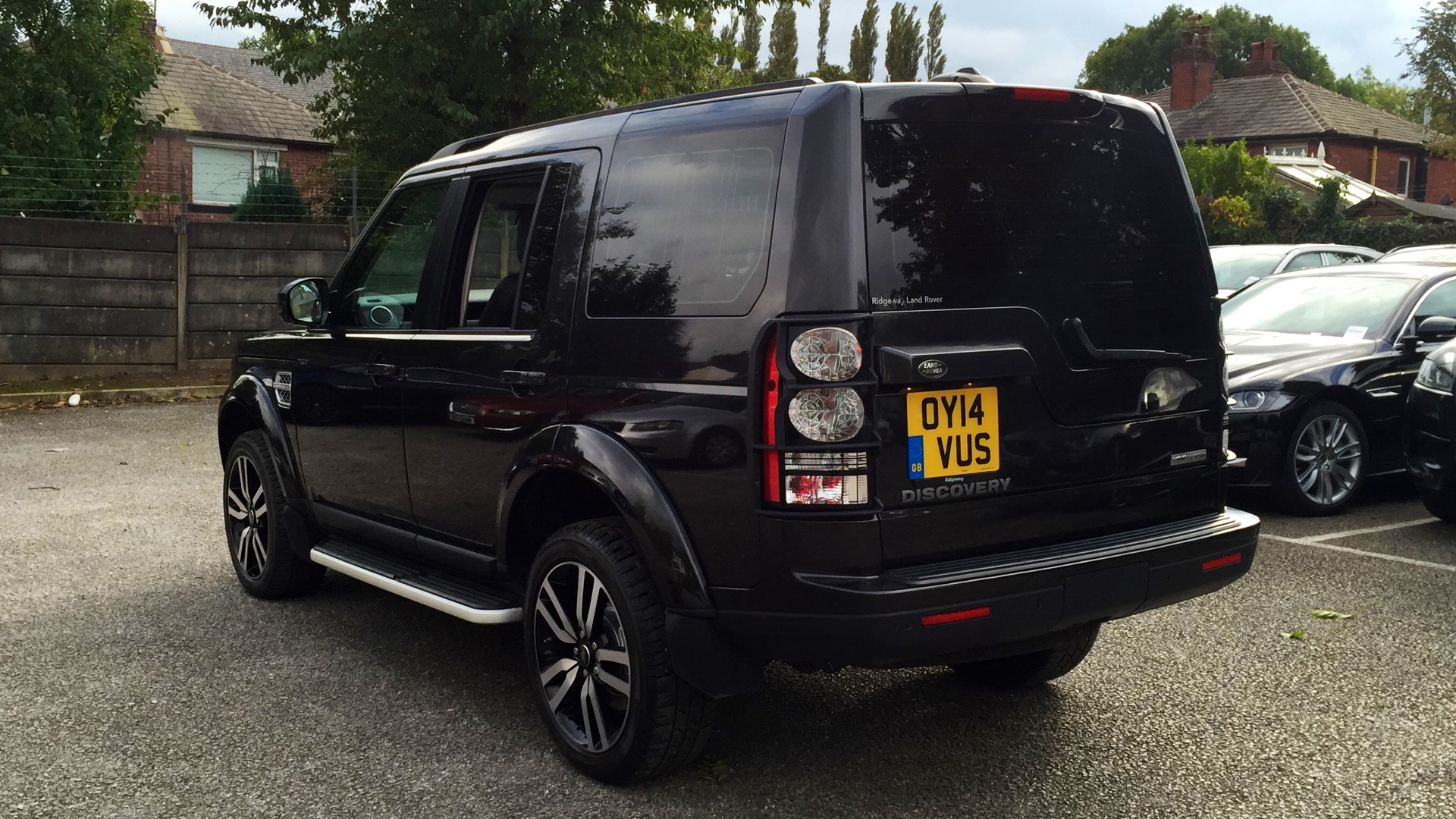Used Land Rover Discovery 3 0 Sdv6 Hse Luxury 5Dr Auto Diesel