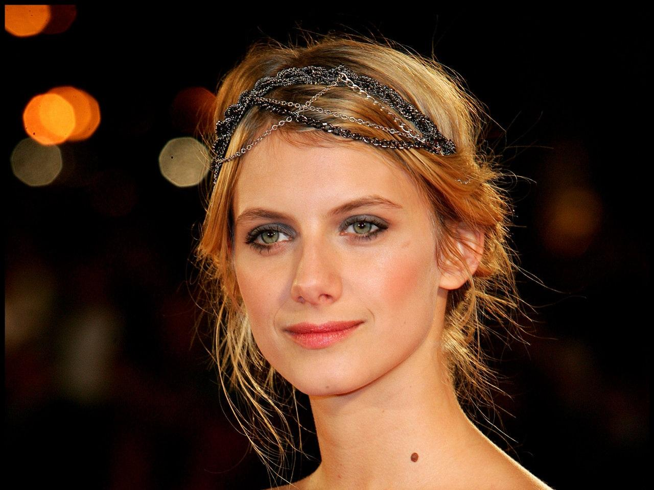 Photo Actrice Francaise Melanie Laurent