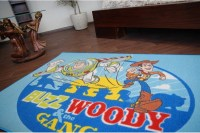 Carpet DISNEY 95x133cm TOY STORY