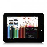 Azure - Android 4.0 ICS Tablet with 8 Inch Capacitive Touchscreen (4GB)