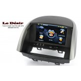 Le Désir - 7 Inch In Dash Car DVD with GPS (Renault Clio Fit)