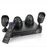 Complete DVR Surveillance System