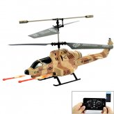 iPhone/iPad/iPod Touch/Android Phone Controlled RC Helicopter