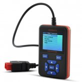 OBDMate Full Protocol Professional OBD-II Car Code Reader (CAN, PWM, VPW, KPW, ISO9141)