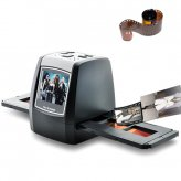 35mm Film Scanner with LCD and SD Card Slot