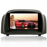 Road Rave - 7 Inch In Dash Car DVD with GPS (Ford Fiesta Fit)