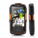 Rugged Waterproof, Dustproof, Shockproof 3G Android 2.3 Smartphone