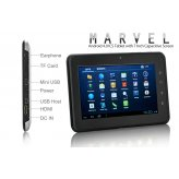 Marvel - Android 4.0 ICS Tablet with 7 Inch Capacitive Screen (WiFi, 8GB)
