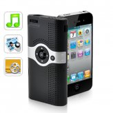 Mini Projector for iPhone 4, 4S and 3GS (SD, AV IN)
