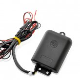 Real-Time Motorcycle GPS Tracker with Automatic Security Alerts (Weatherproof)