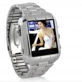 Multimedia MP4 Player Watch with Voice Recorder and Compass (8GB)