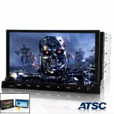 Road Terminator ATSC Version - Car DVD with 7 Inch Detachable Android 2.3 Tablet Panel (3G+WiFi, GPS)