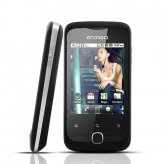 Minimas - Android 2.2 Froyo Smartphone (Dual SIM, WiFi, 2.8 Inch Touchscreen)