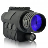 Tactical Night Vision Monocular with Weaver Mount (3x Magnification)