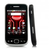 Vexaris - Mini Android 2.2 Smartphone (Dual SIM, WiFi, 2.8 Inch Touchscreen)