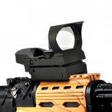 Tactical Red and Green Dot Reflex / Reflector Gun Sight (11mm Rail Mount)