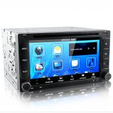 Android 2.3 Car DVD with 6.2 Inch Touchscreen