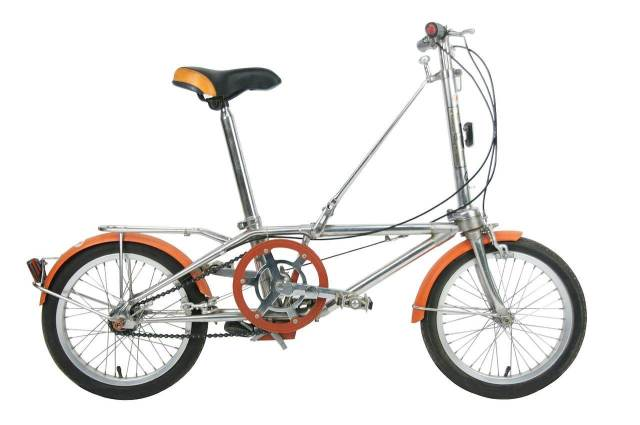 Folding Bikes by DAHON   Finding Parts for Your Vintage ...