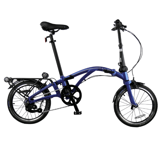 Folding Bikes by DAHON | CURL I4