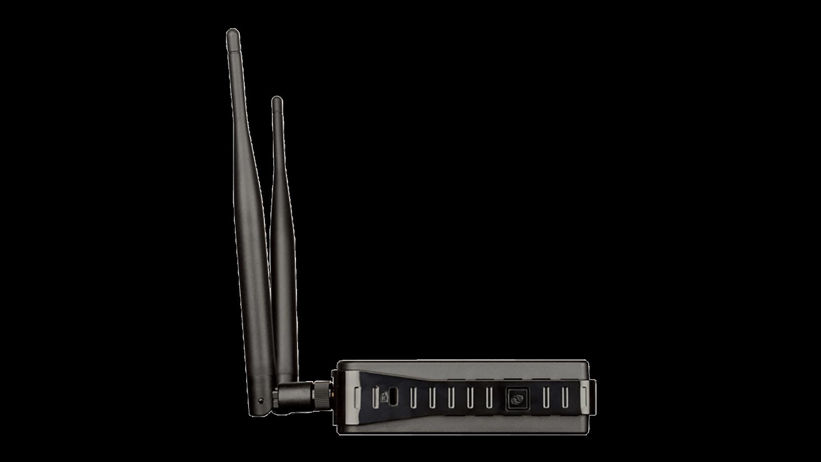 Dap Punto De Acceso Wireless N De Codigo Abierto
