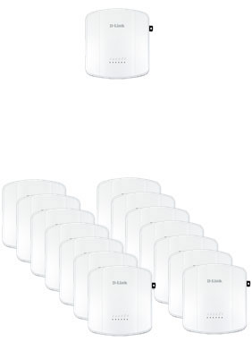 Access Point Unificato Wireless AC 1750 Mbps Dual-Band DWL