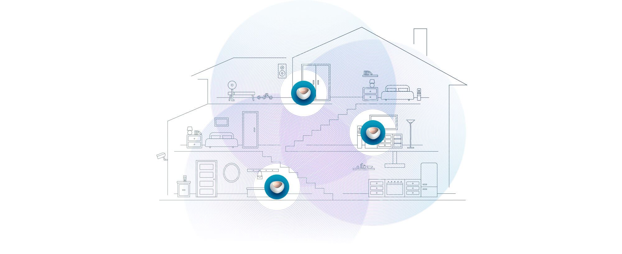 small resolution of cover your whole home with wifi