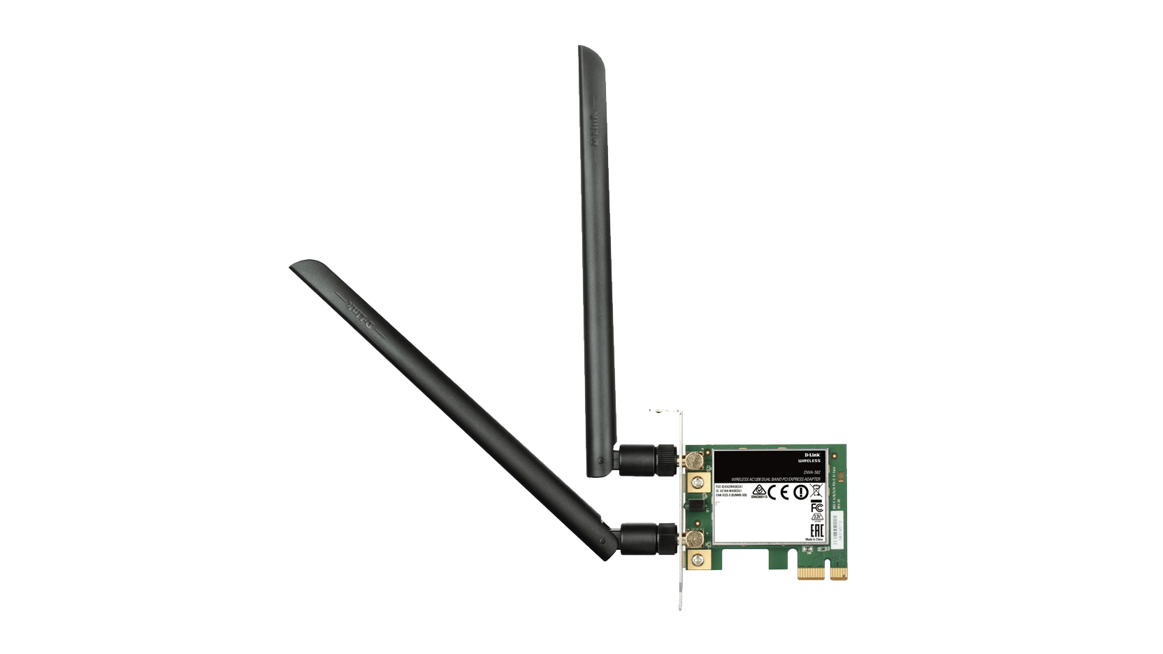 Dwa 582 Wireless Ac Dual Band Pci Express Adapter