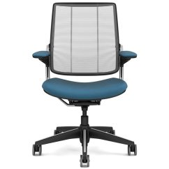 Humanscale Liberty Chair Review Hanging Mr Price Diffrient Smart S Newest Office Seating Solution Freedom Headrest