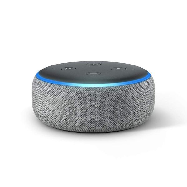 Amazon Echo Dot Italian Version with EU Power Adaptor