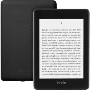 Kindle Paperwhite for the Netherlands - 8 GB (Black)